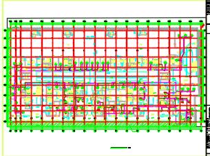 四层商业广场项目暖通空调施工图