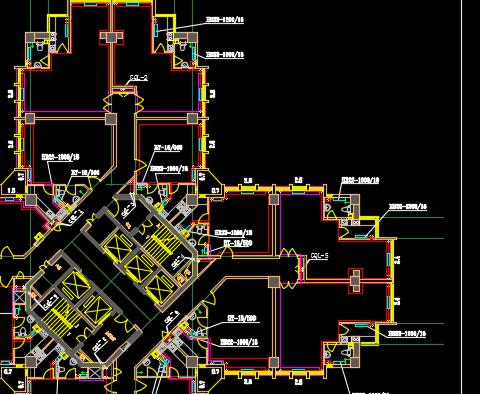 某31层综合楼暖通空调设计施工图纸