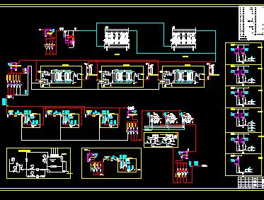 除盐水站工艺流程图