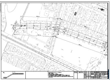 河道修复工程施工图纸