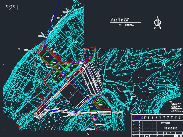 供水枢纽土建工程施工组织设计