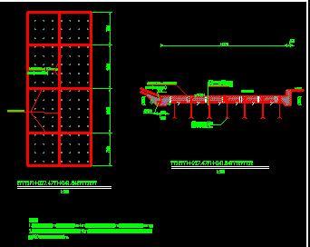 某水库除险加固工程技术施工图纸