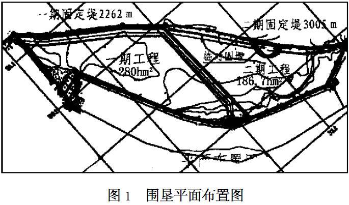 钱塘江强涌潮区围垦