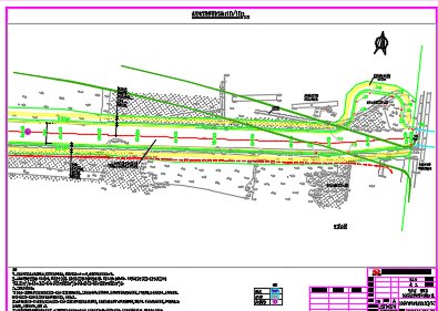 河道整治工程施工图纸
