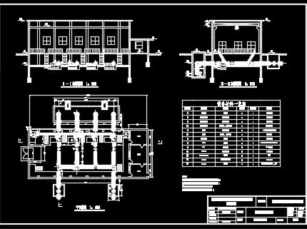 某县城给水工程初步设计(含图纸)