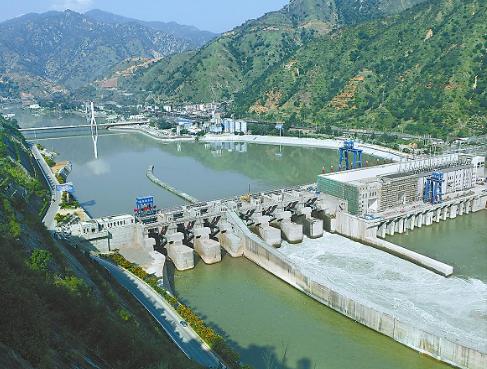 小(二)型引水径流式电站工程施工组织设计