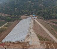 某水电站溢洪道澳门新濠天地施工组织设计