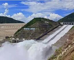 水电站工程溢洪道及进水口土建施工组织设计