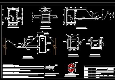 高标准农田建设设计图纸