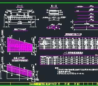 三级公路盖板涵标准图