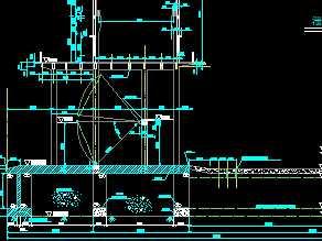 某电站泄水闸工程设计图免费下载-闸门泵站v电站电数密码锁图片