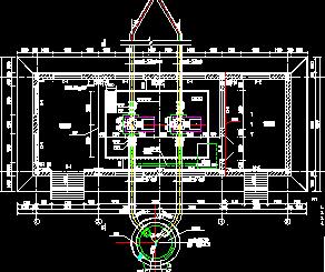 泵站结构、钢筋设计图纸