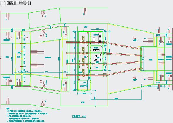 泵站设计图纸