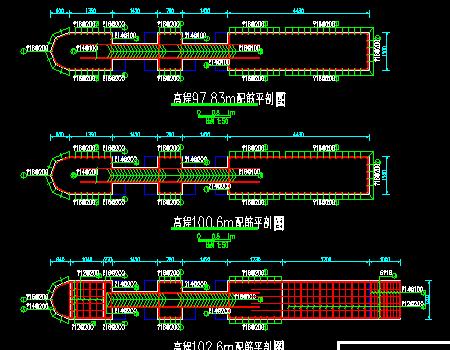 水闸闸墩加固工程施工图