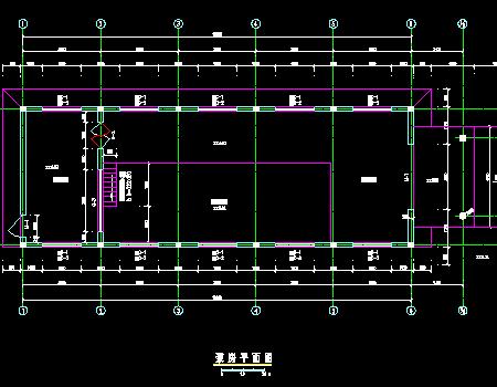排涝泵站工程施工图(进水池挡土墙)