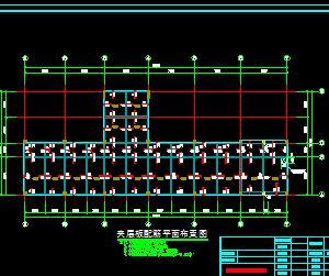 泵站增容改造工程副厂房施工图纸