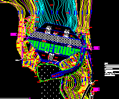 水库设计图纸(含计算书)