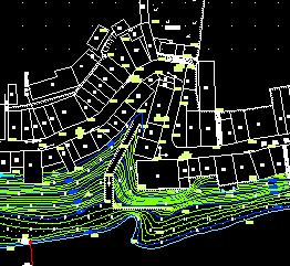 某防洪堤工程全套设计图纸