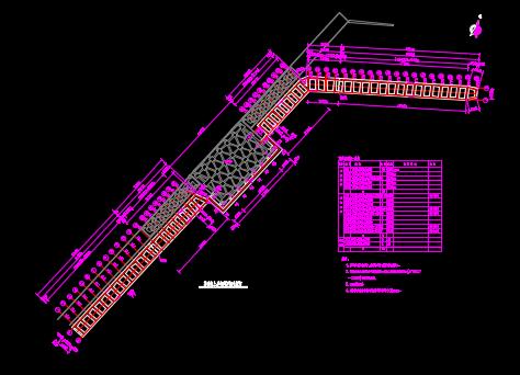 码头防波堤与护岸施工图纸