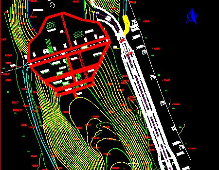 小型水库除险加固工程初步设计施工图