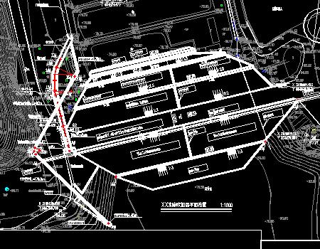 小型病险水库大坝除险加固工程施工图