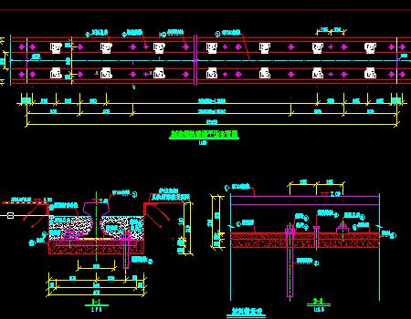 码头预埋件工程施工图