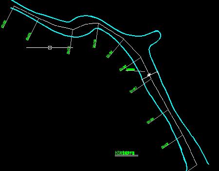 中低产田河道疏浚工程施工图