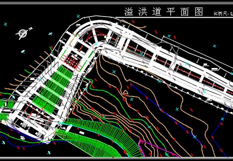 水库除险加固工程初步设计图纸