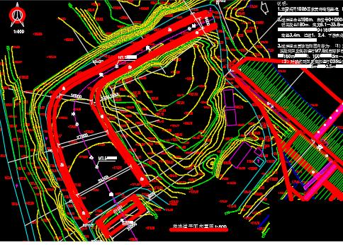 小型水库除险加固工程设计施工图纸