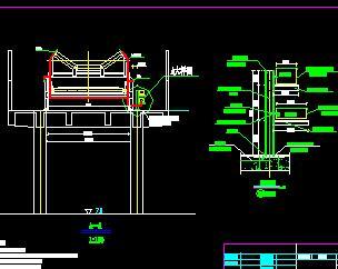 2万吨级泊位码头控制系统施工图纸3