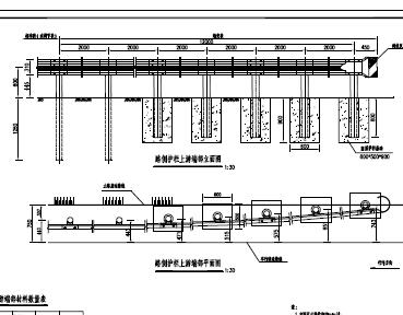 水塘垸堤防工程施工图纸(pdf)