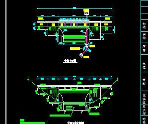 混凝土重力坝大坝施工图纸