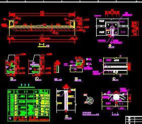 高桩杂货码头工程全套施工图纸