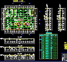 某电站厂房全套建筑施工图纸