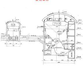 四级水电站工程设计图纸