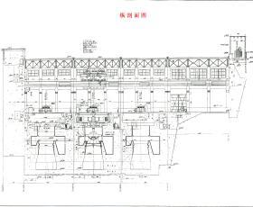 Ⅱ等2级水电站工程施工图纸