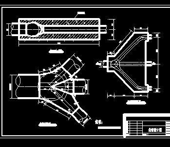 某水电站厂房施工图纸