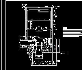 小(2)型水电站技改工程水利施工图纸