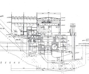某一等大型水电站施工图纸