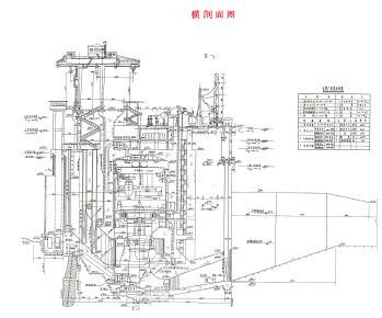 某大型水电站水利施工图纸(PDF)
