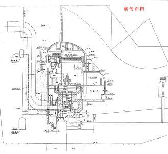 水电站水利施工图纸(pdf)