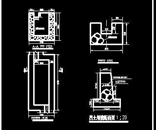 水电站工程水土保持设计图纸