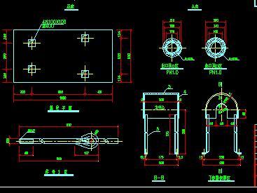 水泵安装设计详图