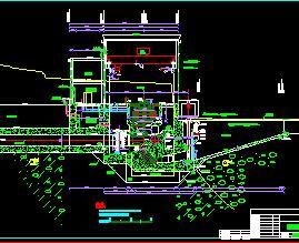 某水电站工程水利施工图纸