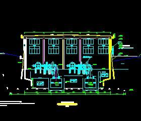 某水�站工程全套施工�D�