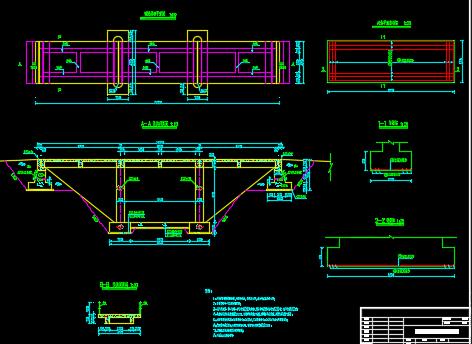 机耕桥设计图纸