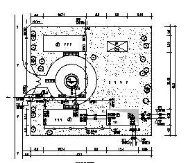 2998立方/天图纸设计图纸工程供水农村免费下消防会审水利要点图片