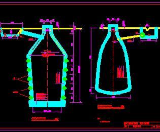 雨水积蓄利用系统设计图纸