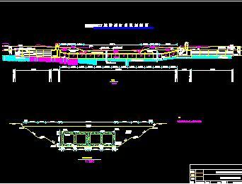 引水渠道倒虹吸设计详图