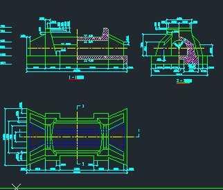 涵洞工程设计图
